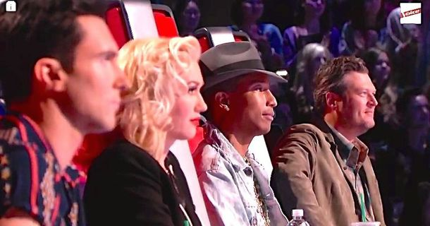 Her Incredible Blind Audition Had 'The Voice' Coaches Turning Around In Seconds